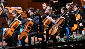 Emīla Dārziņa mūzikas skolas 75 gadu jubilejas koncerts RESTART- 75