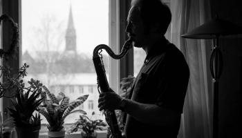 Komponists Jēkabs Nīmanis: Reizēm koncertos neko negribas teikt, gribas tikai spēlēt