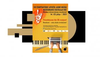 Par XIV Starptautiskajiem latviešu jauno mūziķu meistarkursiem stāsta Jolanta Bimbere