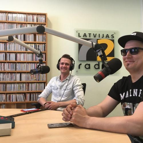 """Nikolajs Puzikovs un DJ Dween - """"Ceļojums"""""""