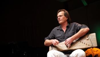 """Mūziķis Māris Muktupāvels ierobežojumu laikā pabeidzis projektu """"Sibīrijas dziesmas"""""""