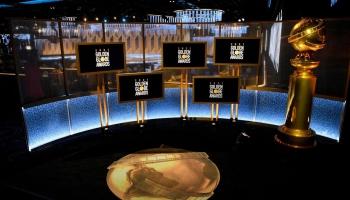 """Sadalītas Holivudas Ārzemju preses asociācijas balvas """"Zelta globuss"""""""