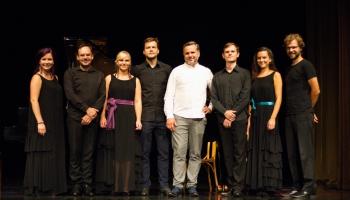 """Trio """"Vīzija"""" un kvartets """"Quadra"""" Tallinas ielas kvartāla koncertzālē """"Tu jau zini, kur"""""""