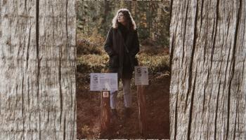 Krista Anna Belševica aicina izstaigāt Poruka klausāmtaku Druvienā