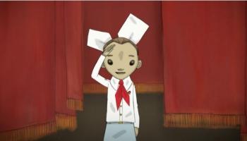 Латвийский анимационный фильм победил на международном фестивале во Франции