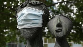Муза и Covid-19: латвийские художники о творчестве в кризисное время