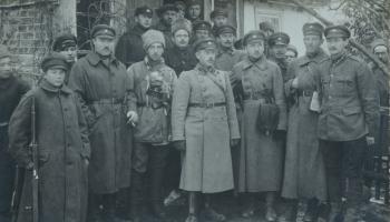 Neatkarības karš. Sarunas par Latvijas vēsturi pirms simts gadiem. 3.daļa