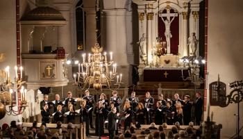 Bruknera lūgšanas, Bēthovena dziesmas un sonātes, LNSO klaviertrio un viesis