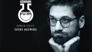 Rakstnieks Svens Kuzmins: pirmo nopietno kritiku man veltīja Jānis Rokpelnis