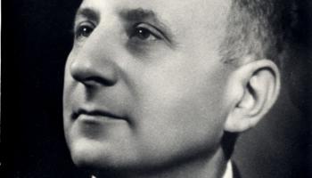 Atceramies muzikologu, komponistu Maksi Goldinu
