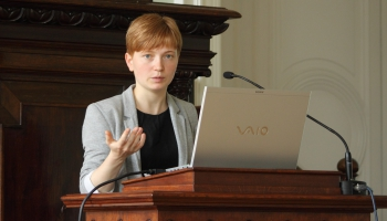 Ольга Процевска: Для меня наиболее комфортно интеллектуальное убеждение