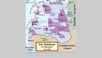18. februāris. Kauja pie Rakveres starp krievu un livoniešu spēkiem Krusta karu laikā