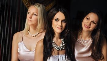 """""""Trio Angelicus"""" koncertā """"Lūgšana naktij"""" Rīgas Sv. Jāņa baznīcā"""