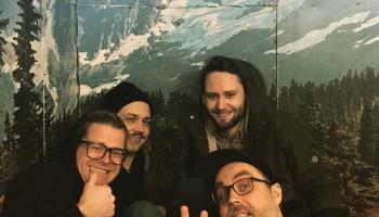 "Grupa ""Reiner"" izdevusi debijas mini albumu ""Veidojot tagadni"""