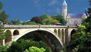Luksemburga latviešu acīm jeb Lielhercogiste Kuldīgas lielumā