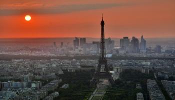 Париж - Рига: пешком через границу