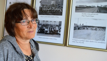 Pie Nīkrāces pamatskolas skolotājas DZINTRAS LIEKMANES