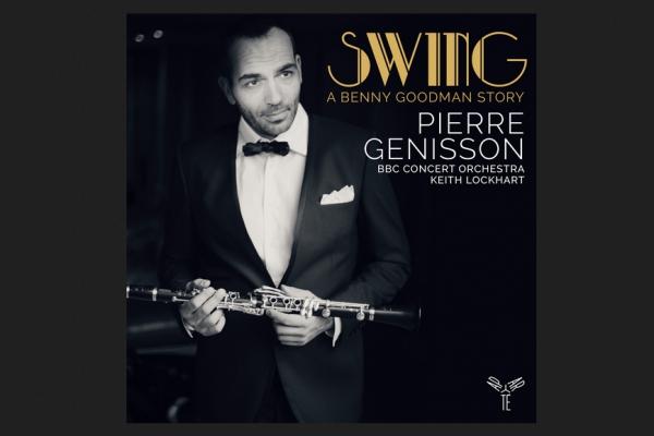 """Bernsteina """"Prelūdija, fūga un rifi"""" un tvarts """"Swing: A Benny Goodman Story"""""""