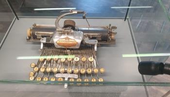 Izstādē iepazīstinās ar Rakstniecības un mūzikas muzeja rakstāmmašīnu kolekciju