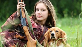 С ружьём за дичью: кому в Латвии охота а кому не охота?