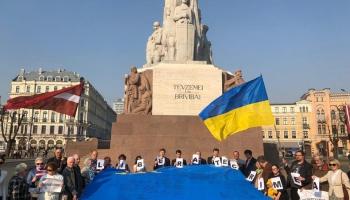Латвия солидарна с крымско-татарским народом