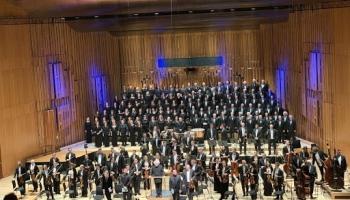 """Koncerts ciklā """"Bēthovena kolekcija"""" Londonas Bārbikena centrā"""