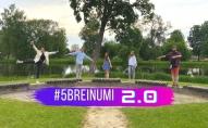 #5BREINUMI 2.0 - Preiļu jaunieši runā - Garais gads. Jaunieši pandēmijas sprostā