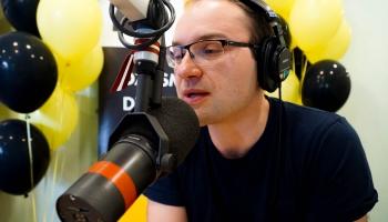 Krustpunktā - Brīvais mikrofons ar Tomu Brici