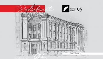 Latvijas Radio - 95. Atskatāmies uz skanīgiem un vēsturiskiem pieturas punktiem