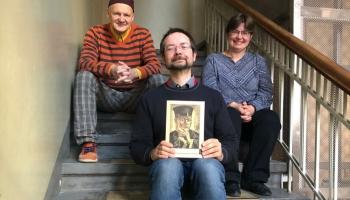 Eduards Aivars, Māris Salējs un Eduarda Veidenbauma nezūdamība