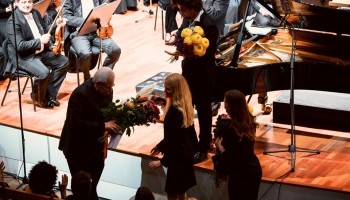 """Karlsona Otrā simfonija, Prauliņa Interlūdijas, Sarkisjana solo, """"Quadra"""" un Herliņš"""