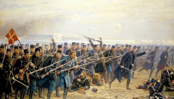 30. oktobris. Miera līgums izbeidza Otro Šlēsvigas-Holšteinas karu