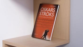 """Jānis Kudiņš. """"Oskars Stroks. Tango karaļa mantojums"""""""