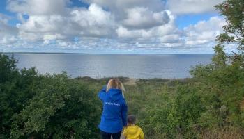 Море, скалы, водопады: обычная экзотика Эстонии