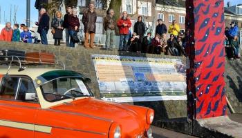 Berlīnes mūra krišana. Aculiecinieku atmiņas