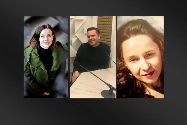 LMB 2019. Gada jaundarbs. Andris Dzenītis, Santa Ratniece, Gundega Šmite