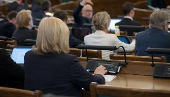 Atis Zakatistovs: KPV.LV frakcijas kodols atbalstīs E. Levita kandidatūru