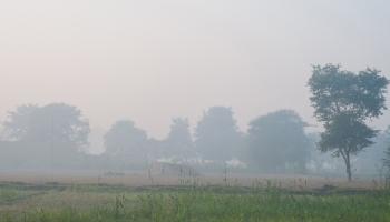 Rīts, kad mūs ieskāva smogs