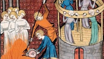 Vai zini, ka reiz teātra vietā ļaudis sekoja publiskiem nāvessodiem un raganu prāvām?