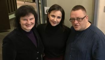 """Mākslas vēsturniece Evija Vasilevska par podniecību, """"Boņuku"""" un Latgali"""