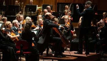 Eiroradio tiešraidē - Baltijas jūras festivāla koncerts Bervalda zālē Stokholmā
