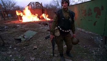 31. decembris. Krievijas armijas iebrukums Čečenijā