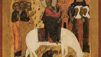 Atklājam un iepazīstam to neprasto pasauli, ko cauri gadsimtiem glabā ikonas