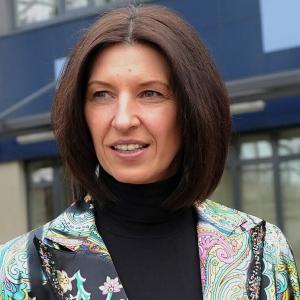 """Investīciju grupas """"Nordic Partners"""" uzņēmuma vadītāja Elita Moiseja"""