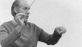 Ромуалдс Калсонс: от пульта звукорежиссёра до симфонии
