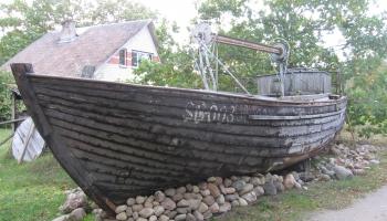 """Mārtiņa Zīverta drāma  """"Pēdējā laiva"""". 2. daļa"""