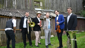 """""""Jakob Noiman Festival Band"""" svin 10. dzimšanas dienu! Studijā Jēkabs Nīmanis"""