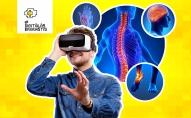 Virtuālās realitātes tehnoloģija medicīnā ar Marinu Petrakovu un Lindu Lanceri