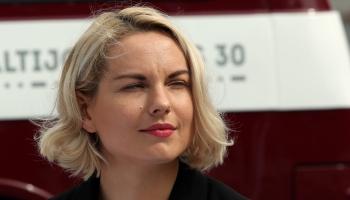 Aktrise un režisore Inga Tropa-Fišere: Es sekoju intuīcijai
