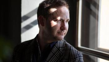 Marka Rotko mākslas centra vadītājs Māris Čačka ved mākslas ceļojumā